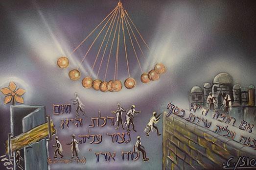 מטוטלת ההיסטוריה היהודית