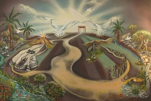 השכינה-וכנסת-ישראל